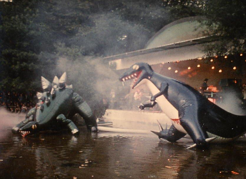 1974 Dinosaurs