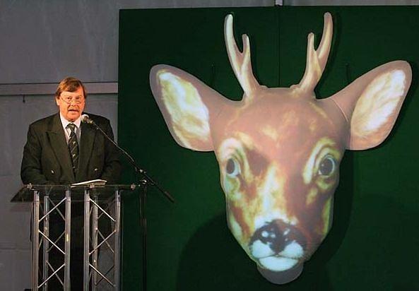 2005 Talking deer 2