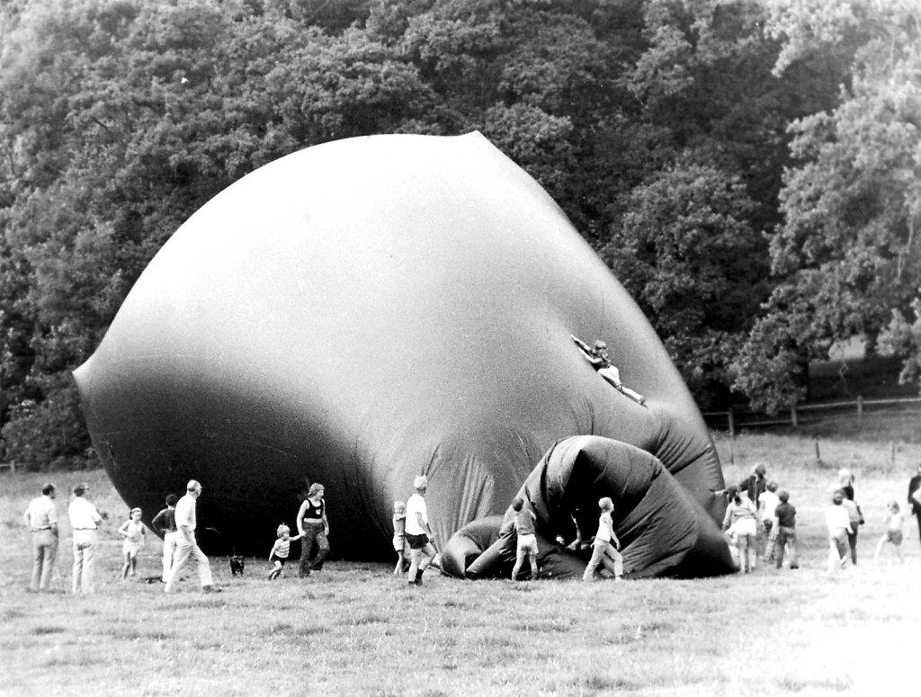 1971 Homage to Ronald Bladen 2