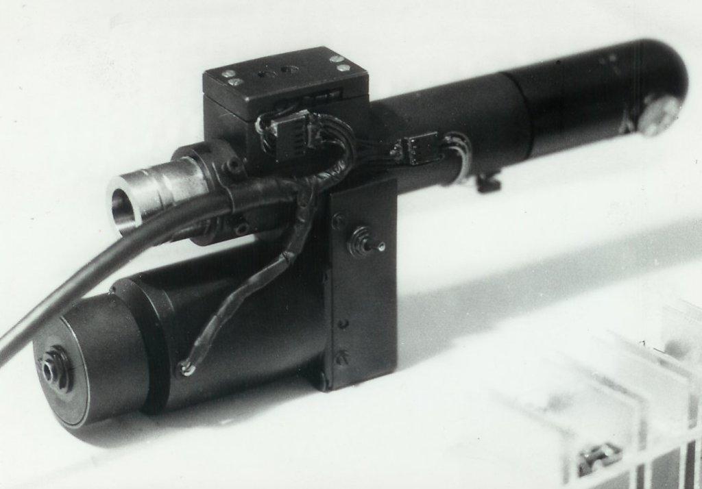 1975 Laserhead 1