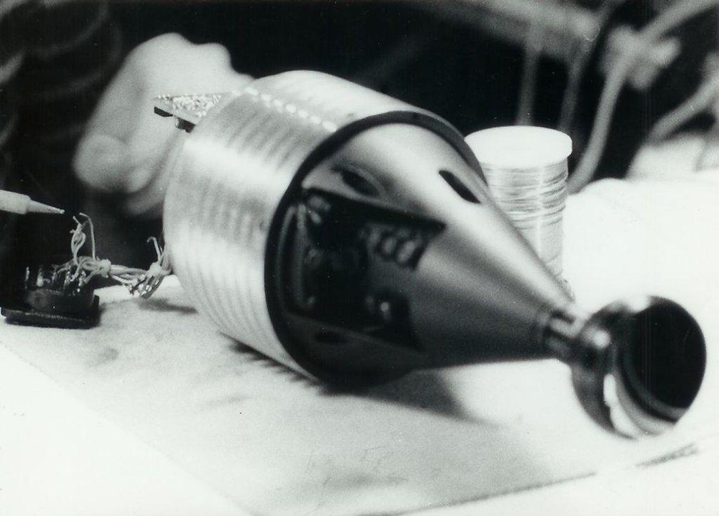 1975 Laserhead 2
