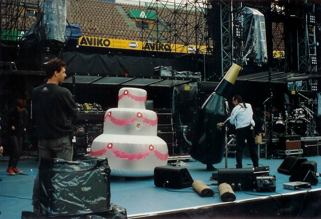 1998 Bono's birthday 2